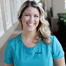 Dermody Pediatric Dentistry & Orthodontics staff member - Heidi